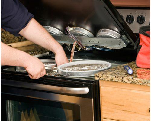 gas cooker repair
